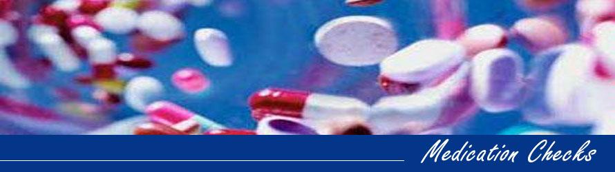 medication checks
